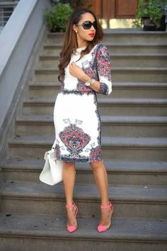 Chic and Haute Interview Outfits for women12