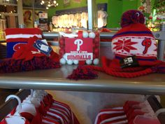 Stay warm with the Phillies!