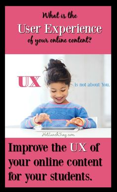 UX is not about You