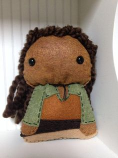 Zoë Washburne inspired by the Firefly tv series by WeeBitOGeek