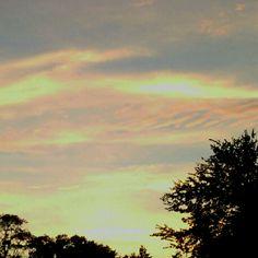Sky in texas
