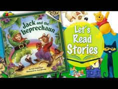Jack and the Leprechaun Read Aloud - St. Patrick's Day Books for Kids - by Ivan Robertson - YouTube