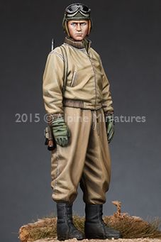 Alpine (1/35) US Tank Crew Figure