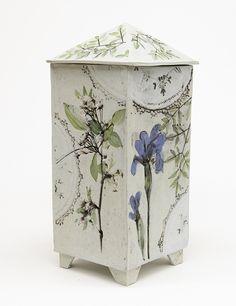 Dogwood & Lace Dream Box by Catherine Brennon www.underbergstudio.co.za