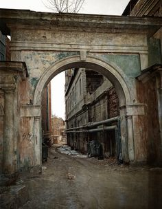 Arch by Igor Nayda on 500px
