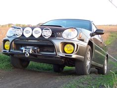 Lifted, Rally Prepped, or Just Plain Dirty Subarus?? Mud Pit & Gravel Stage Inside!! - Page 103 - NASIOC