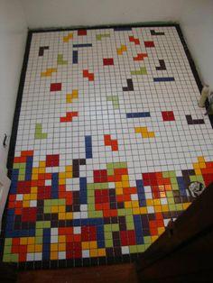 Tetris Bathroom Tiles Tile Ideas Bathroom Tile Designs