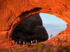 12 Free Things to do in Moab, Utah - The Traveler's Way via @Matty Chuah Travelers Way