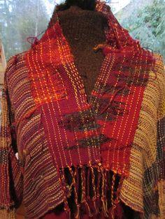 SAORI weaving  http://www.saltspringweaving.com/blog/