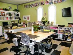 Scraproom: Colette's Scrappin' Room
