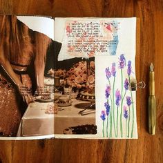 So I've decided to show you some pages of my lyrics-artjournal. In here I wr te down every song lyrics I really like and I like how it turns out. Are you guys interested in seeing such thing instead of the bujo stuff? 🤔(thoughts on fire -Ria Mae ) #artjournal #artjournaling #journal #journaling #bujo #bujoinspire #bujobeauty #bulletjournal #bulletjournaling #planner #plannerboy #plannerlove #planneraddict #watercolor #art #artwork #kawecosport #fountainpen #x17 #x17_x47 #diy #artsy…