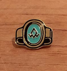 Twin Peaks Mountain Ring Fire Walk With Me New by BruisedTongue