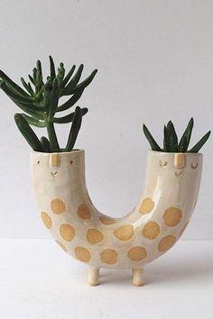 Ceramic Tableware, Ceramic Clay, Ceramic Planters, Ceramic Pottery, Ceramic Flower Pots, Pottery Art, Clay Planter, Pottery Bowls, Face Planters