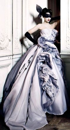 Dior - these masks we wear