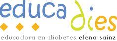 """""""educadies"""".  Blog de Elena Sáinz, dedicada a la educación en diabetes (presencial en la Ciudad de México, o a distancia). Lleva 17 años con diabetes tipo 1, los últimos 7 con bomba de insulina."""