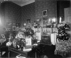 Victorian Interior Design Photograph
