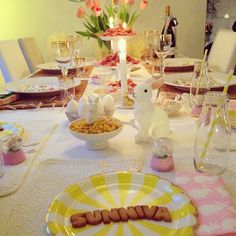 Easter Table with Sostrene Grene