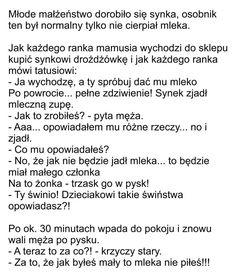 30 żartów i dowcipów na poprawę humoru – Demotywatory.pl Funny Memes, Jokes, Smile Everyday, Good Things, Funny Things, Haha, Random, Funny, Funny Stuff
