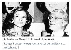 Pollocks en Picasso's verpieteren in een kelder in Iran s.vk.nl/t-a4443389/ via @volkskrant