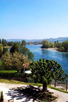 Lake Constance - Schaffhausen, Switzerland