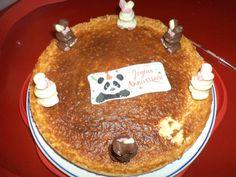 cheesecake au mascarpone selon la recette de Séverine Egea