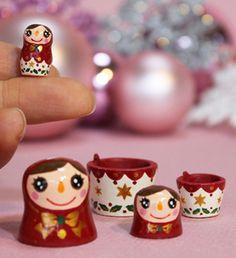 Mini Matryoshka