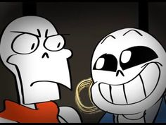 -UNDERTALE SHORT- Sans Loves Music - YouTube  can't. stop. laughing.