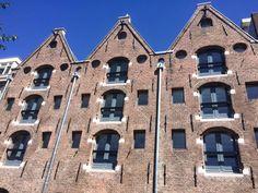 Gevel Appartementenhotel Zoutkeetsgracht Amsterdam