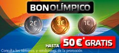 el forero jrvm y todos los bonos de deportes: suertia bono olimpico 50 euros 2-21 agosto