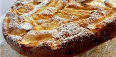 "dessert recipes 623115298424601995 - Gâteau ""invisible"" aux Pommes Source by poussartmichle Sweets Recipes, Apple Recipes, Cake Recipes, Cooking Recipes, Greek Sweets, Greek Desserts, Greek Cake, Sweet Corner, Kitchenaid"
