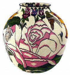Large Bold Roses