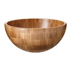 BLANDA MATT Serveringsskål IKEA Gjord av bambu som är ett lättskött och slitstarkt naturmaterial.