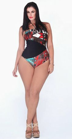 Get Resort Ready with these Plus-Size Swimsuits - Babble