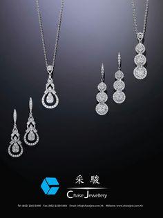 Chase Jewellery Manufactory Ltd. #HKJE #Magazine #Summer/Fall2016 #Advertisement…
