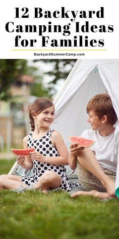 Fun Activities For Kids, Hands On Activities, Family Activities, Fun Games, Camping Games, Go Camping, Camping Ideas, Nature Scavenger Hunts, Backyard Camping