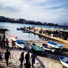 Otranto ..sul molo