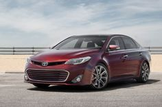2013 Toyota Avalon TRD Edition First Test - Motor Trend