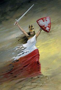 11 November - happy Independence Day for Poland :] - Holiday - Buvizyon Tatto Eagle, Poland History, Polish Language, Visit Poland, Polish Folk Art, Polish Recipes, Polish Food, Happy Independence Day, Polish Independence Day