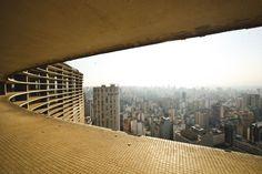 Copan , Oscar Niemeyer, São Paulo
