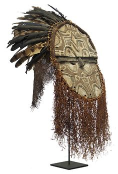 Bateke/Tsaye Mask 18, Congo African Masks, African Art, African Museum, Congo Brazzaville, Art Premier, Organic Art, Art Africain, Skull Face, Beautiful Mask