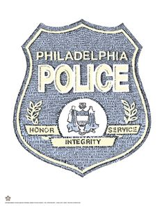I hand wrote all of the fallen officers from the Philadelphia Police Department. 1826-Present. Proceeds benefit the FOP 5 Survivors Fund