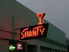 THE SHANTY. EUREKA, CA.