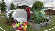 Hampden Court Show Garden