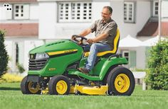 John Deere's 5 Common Lawn Mowing Mistakes to Avoid – Modern Design - Modern Lawn Care, How To Know, Lawn Mower, Outdoor Power Equipment, Modern Design, Mistakes, Landscape, Building, Places
