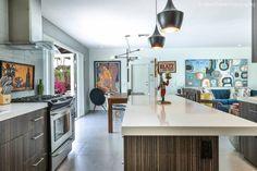Modern Mid-Century Polynesian Ranch Design Inspirations