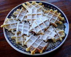 Grandma's Belgian Waffle Cookies Recipe from Tylar
