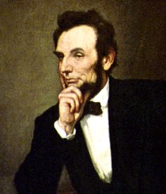 """We can complain because rose bushes have thorns, or rejoice because thorn bushes have roses.""  ...Abraham Lincoln."
