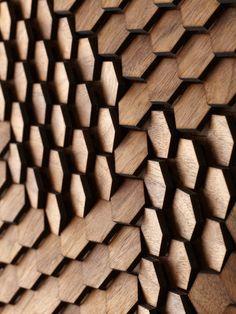Timber Alexander Tiles by giles miller studio