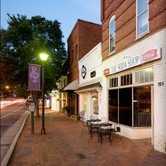 Best College Towns - Davidson, NC