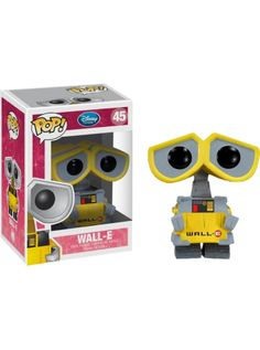 Wall-E | Wall-E Pop! Vinyl Figure